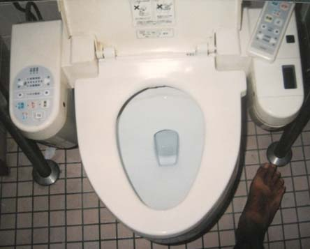 Japanese Self Cleaning Toilet. kagotoilet444 jpg Toilet Photo Spectacular not for the hyper squeamish